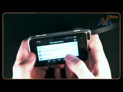Обзор Sony Ericsson Xperia active