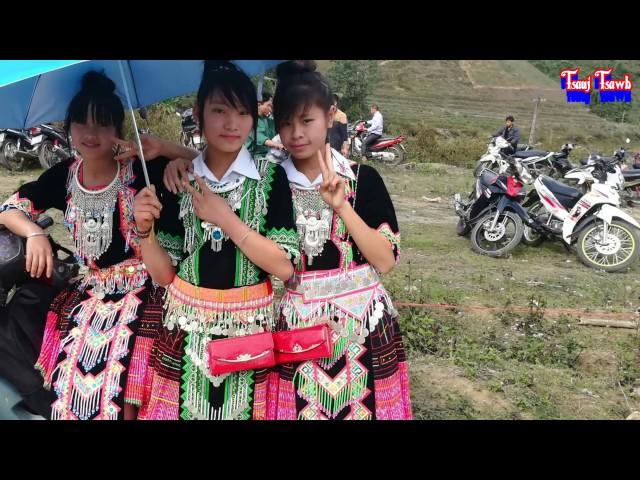 Suab Nkauj Hmoob Kho Siab 2017-[Hmong Song]-P2