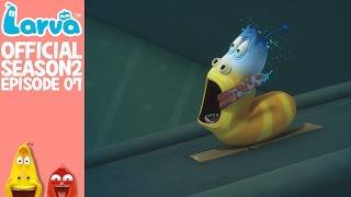 official ski jump - larva season 2 episode 7