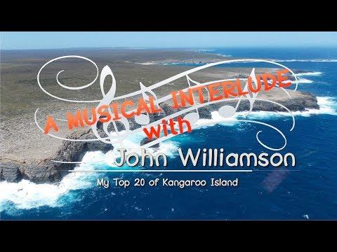Kangaroo Island listening to Waltzing Matilda by John Williamson