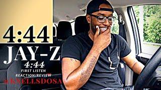 "JAY-Z ""4:44"" Album Reaction/Review #KNELLSDOSA"
