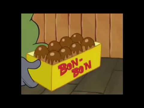 Bon Bon Spongebob