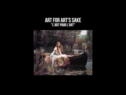 Art For Arts Sake - Art Vocab Definition