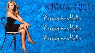 Had Me At Hello By Olivia Holt (Lyrics)