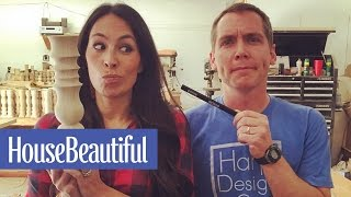 The Story of How Clint Harp Was Discovered By Chip and Joanna Gaines | House Beautiful