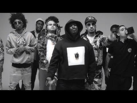 Смотреть клип Allblack & Offset Jim - Trip On It Feat. Daboii, $Tupid Young & Fenix Flexin