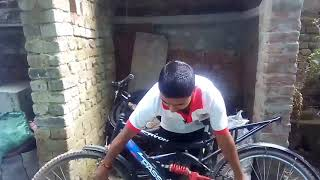 Cycle Chain Tight Kaise Karen//Cycle Chain Repair||Cycle Chain Rust Remove At Home...?