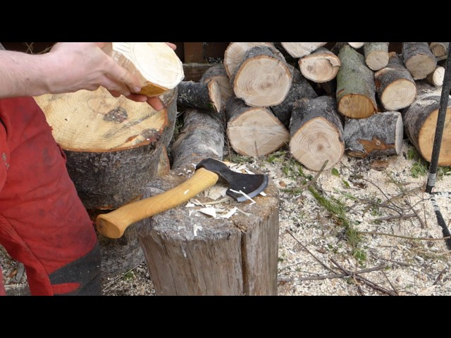How to make a Highlands kuksa cup