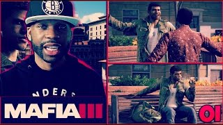 MAFIA 3 WALKTHROUGH GAMEPLAY PART 1 - FIRST HOUR!  LET'S GO (MAFIA III)