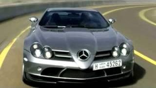 2009 Mercedes Benz SLR Mclaren Roadster 722 S Videos