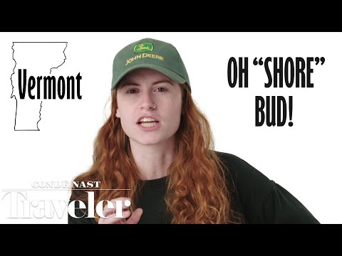50 People Show Us Their States' Accents | Culturally Speaking | Condé Nast Traveler