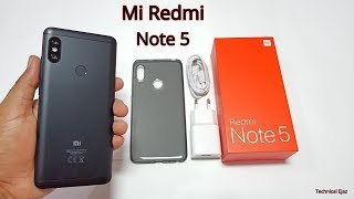 Mi Redmi Note 5 Unboxing And Review Urdu/Hindi