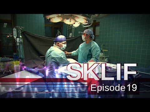Sklif (E19) A rare double-organ transplant operation.