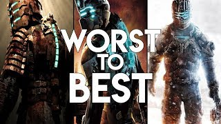 Ranking The Dead Space Games From Worst To Best