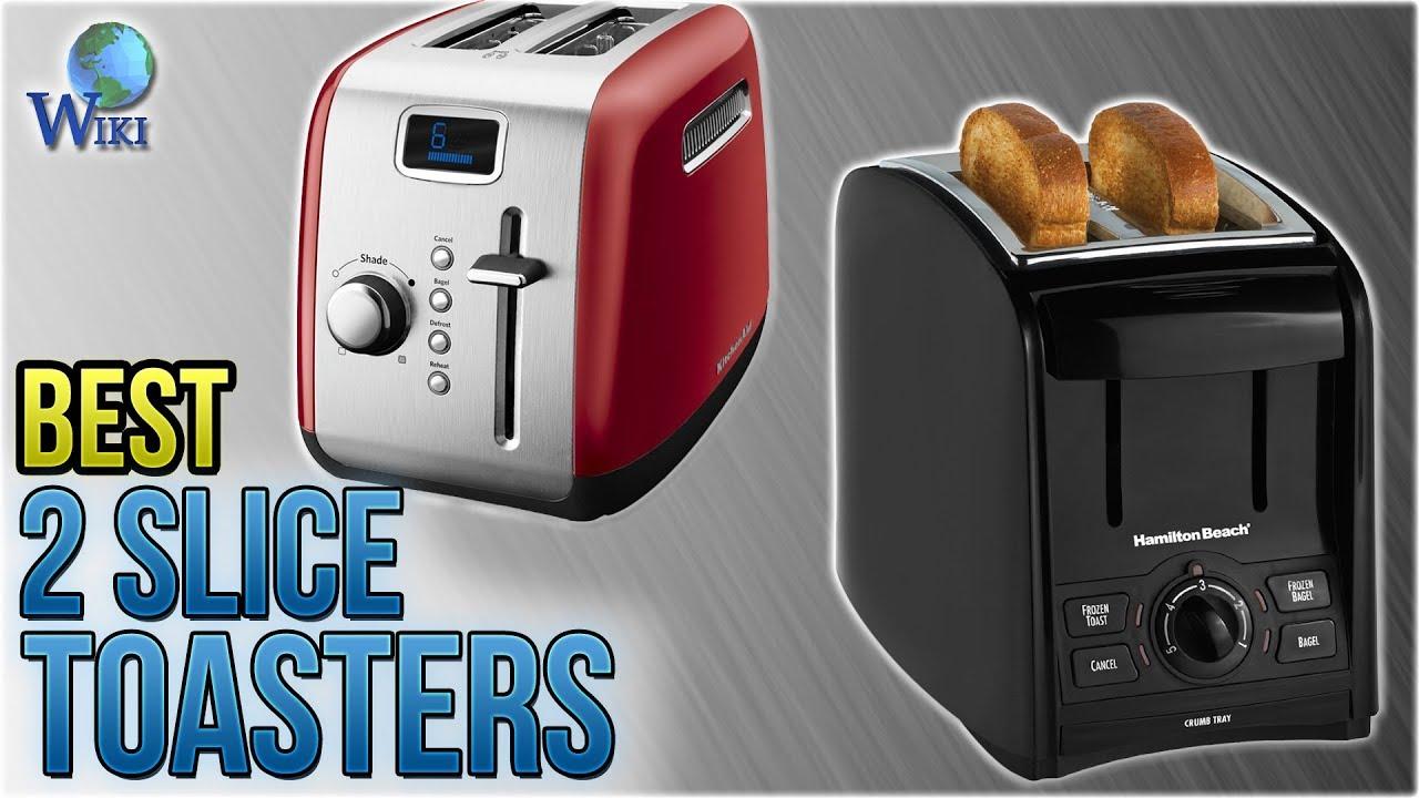 10 best 2 slice toasters 2018 youtube. Black Bedroom Furniture Sets. Home Design Ideas