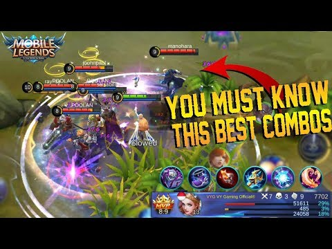 How To Use Odette's ULT Efficiently? You Must Play With This Hero For Best  Combos - Mobile Legends