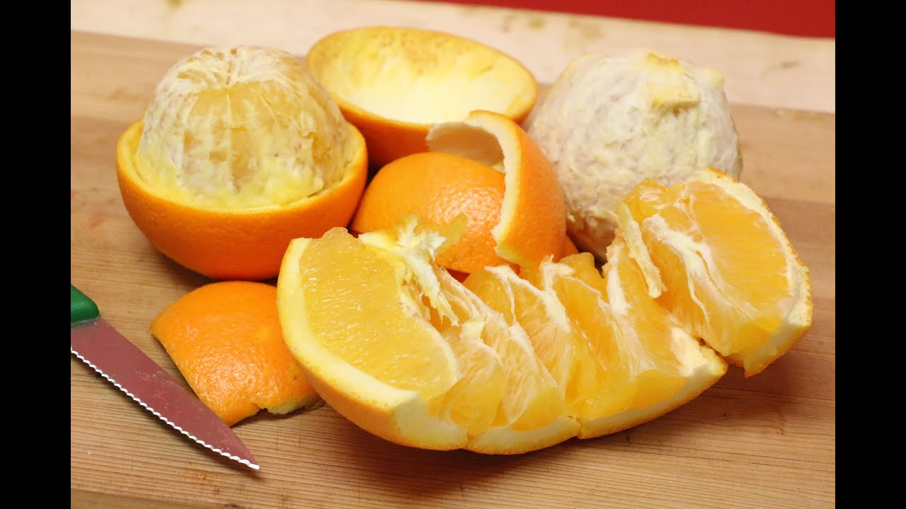 How To L An Orange Fast 3 Methods