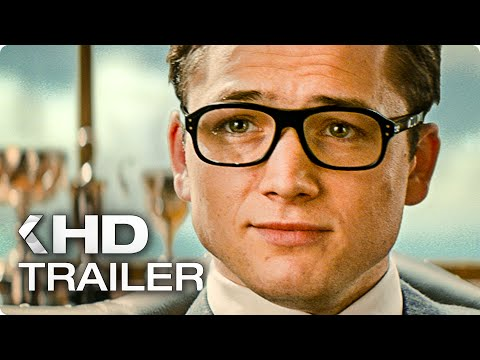 Thumbnail: KINGSMAN 2 Trailer 2 German Deutsch (2017)