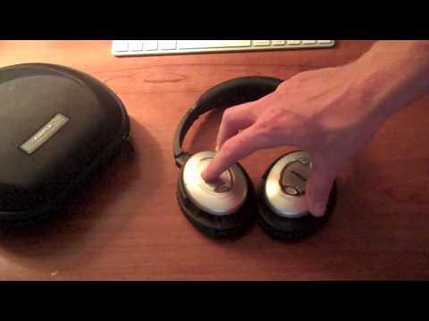 Bose QuietComfort 15 Noise Canceling Headphones Review