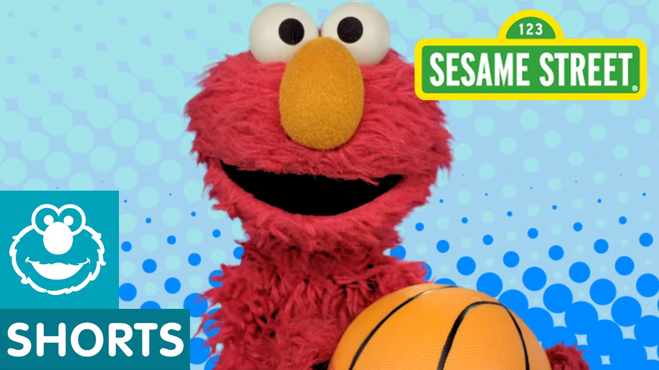Sesame Street: Elmo's Learning About Sports - YouTube
