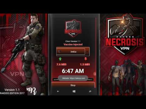 NECROSIS VPN BY: RAKSSS