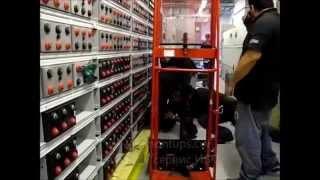 Замена аккумуляторов в промышленном ибп большой мощности(, 2015-03-21T06:49:41.000Z)
