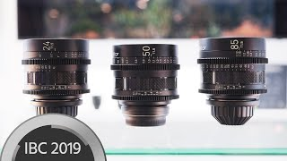 New XEEN CF Prime Lenses Released – Compact and Lightweight