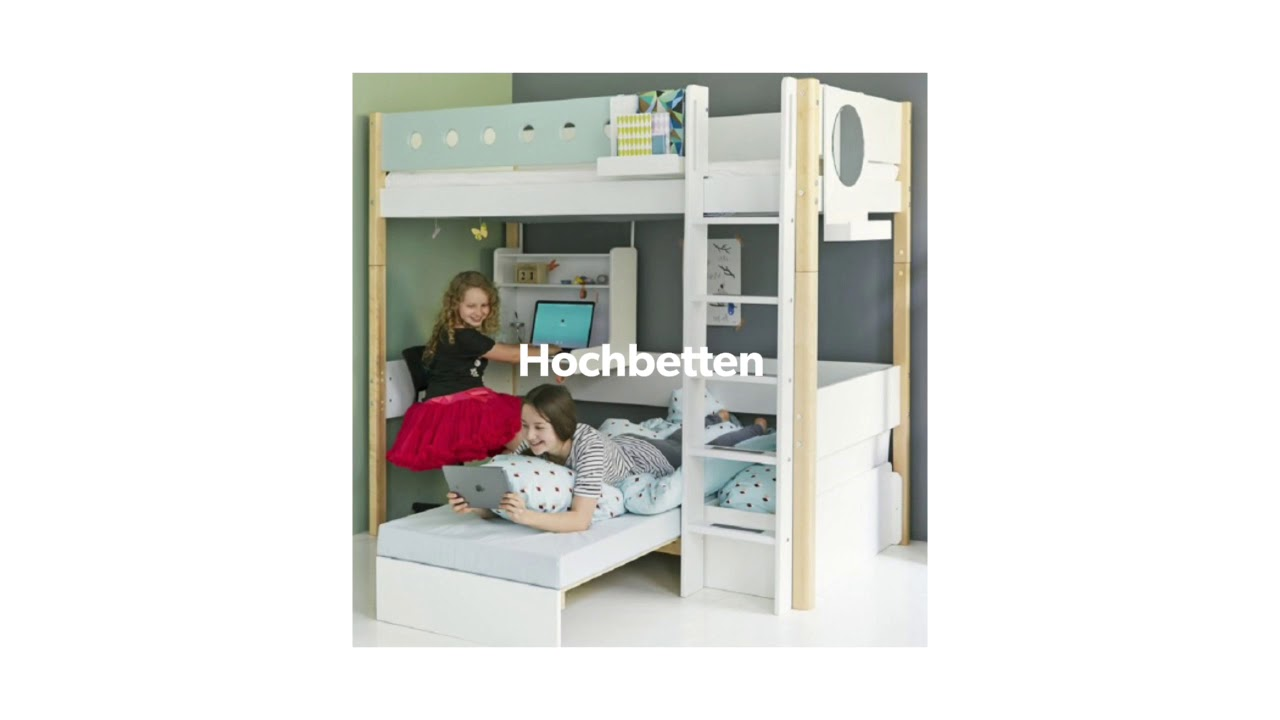 mit panda kinderm bel praktische l sungen f r kleine kinderzimmer youtube. Black Bedroom Furniture Sets. Home Design Ideas