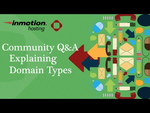 Explaining Domains: Primary, Add-on, Subdomain and Parked