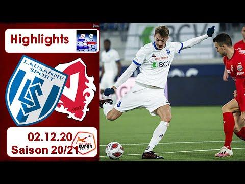 Lausanne Vaduz Goals And Highlights