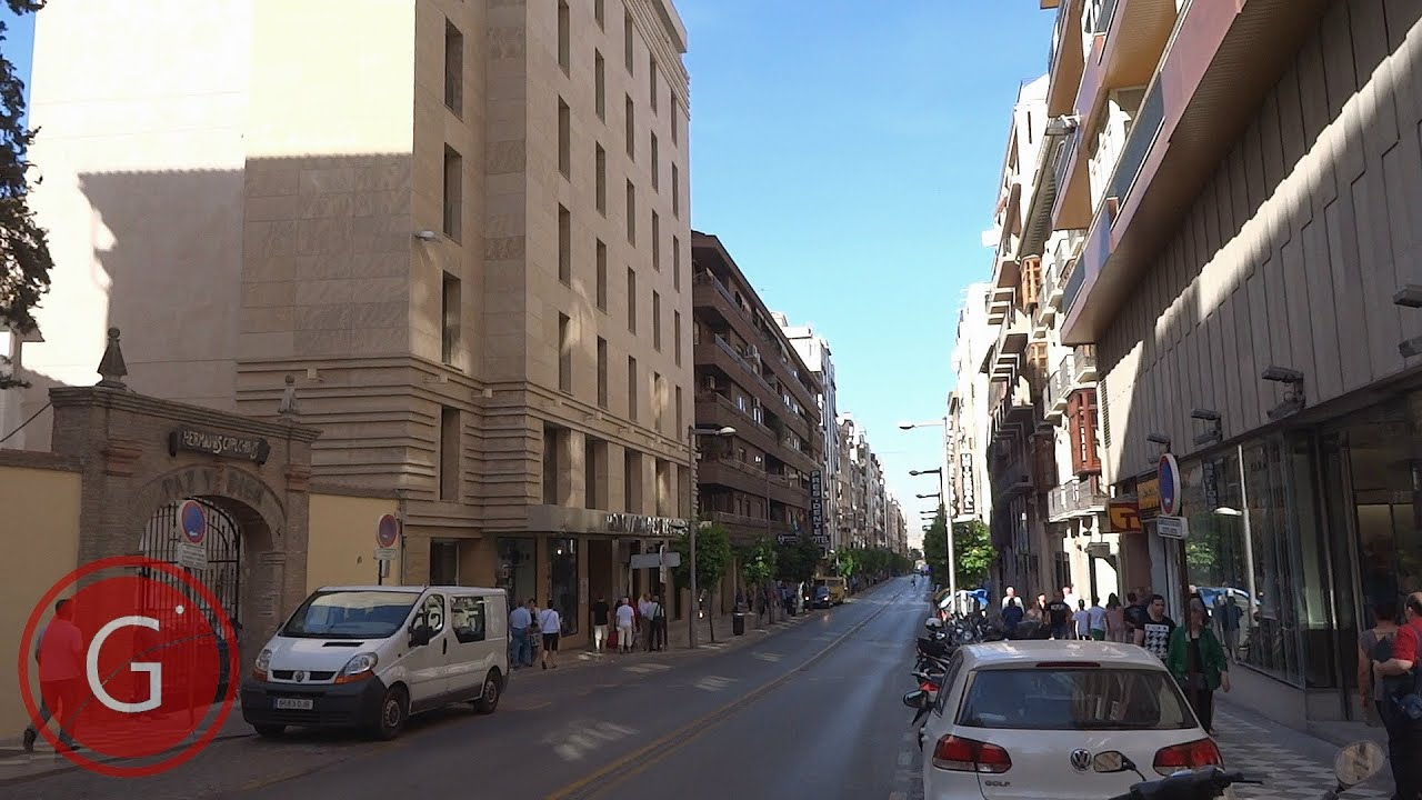 Hotel en calle recogidas granada