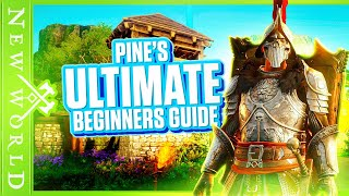 The ULTIMATE NEW WORLD BEGINNER'S GUIDE: Everything you NEED to know about LAUNCH AND BETA