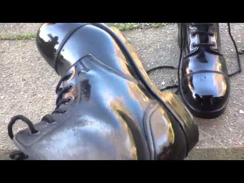 Conditioning Leather Shoes With Olive Oil