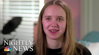 How This Teen Girl Got Her Favorite Band To Cover Her Favorite Song | NBC Nightly News