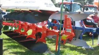 wystawa maszyn rolniczych w sitnie 2009