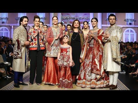 Top Pakistani Designers Bridal Dresses 2019 For Wedding