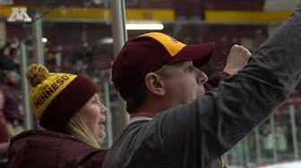 Gopher Women's Hockey: 2020 NCAA Tournament Time!