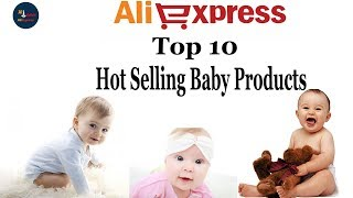 Top 10 cheap baby products / accessories review on AliExpress | 2018 | Baby Finds | Ali Addict