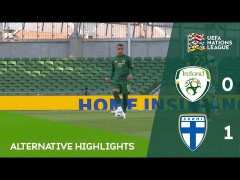 Ireland Finland Goals And Highlights