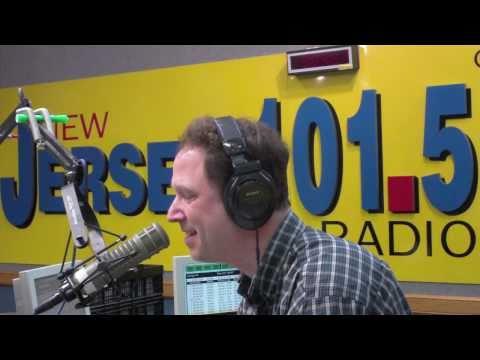 Craig Allen New Jersey 101.5 Video Aircheck