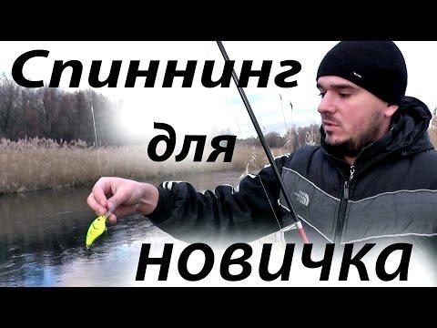 Как ловить хищника на спиннинг для начинающих