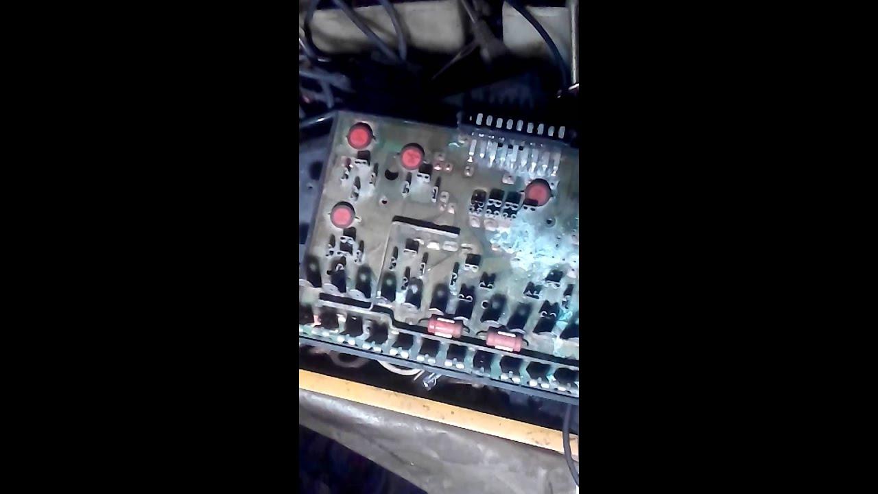 ремонт блока предохранителей ваз 2108 - YouTube