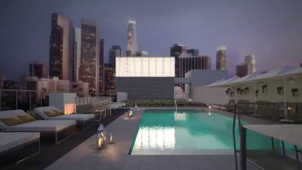 Eighth U0026 Grand Downtown Los Angeles   3D Tour   YouTube