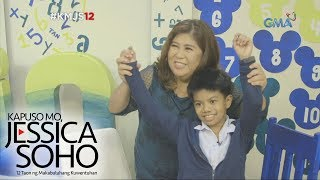 Kapuso Mo, Jessica Soho: Calculus whiz kid, kilalanin!