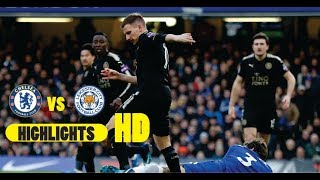 Download Video Chelsea vs Leicester city - Highlights & Goals 13/1/2018 (HD) MP3 3GP MP4