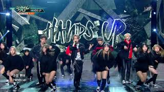 뮤직뱅크 Music Bank - HANDS UP - B.A.P.20171215