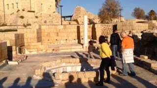 Travel to Israel. Part 17.Caesarea National Park /Путешествие в Израиль. Часть 17. Кейсария(January 2016. Hello to all my friends. I am in Israel. You looked sixteen parts of a series of videos about my stay in Israel. We, my dear friends, traveled to Tel ..., 2016-02-16T08:28:13.000Z)