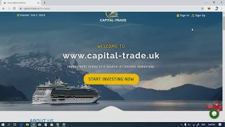 Capital Trade UK HYIP Review. PAYING? SCAM?