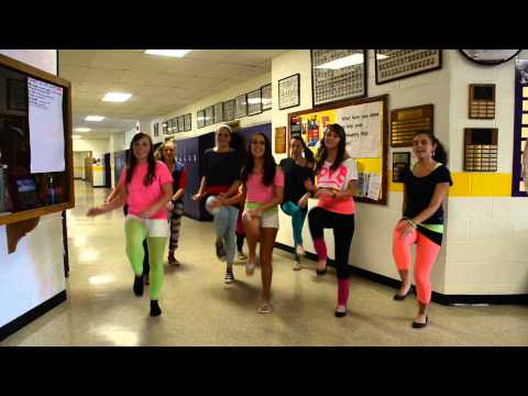 Bucksport High School Lip Dub 2014