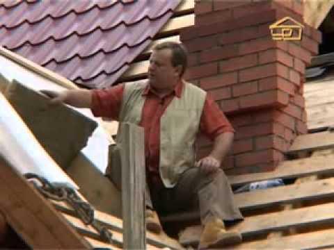 видео: Теплоизоляция крыши. Часть 1